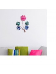 Flower 5 Step Multi Wall Decor