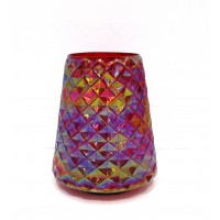 Tapper Embossed Purple Festive Light