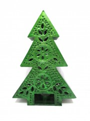 Christmas Tree T Lite Holder By Global Glory