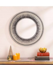 Sterling Monochrome Mosaic Mirror